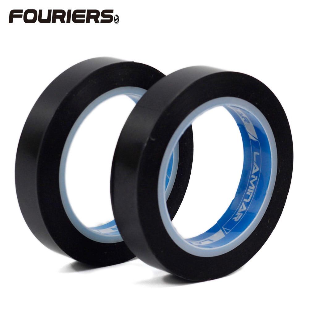 Fouriers Tubeless Rim Tape,No Tube Rim Wheel Tape for MTB,Bulk Shop Roll for Road Bike 50M 19mm 22mm 24mm 28mm 33mm