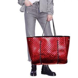 Image 1 - Di lusso Delle Donne di Marca Borsa di Cuoio Hollow Shopping Bag Casual Tote Borse Morbide Femminile Grande sacchetto del Messaggero del Sacchetto di Spalla di Nuovo di Grandi Dimensioni