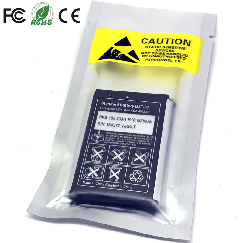 Sony Ericsson W800i K610i W810C J100i K750 37 Battery K200i for K750/D750i/W800i/.. BST-37 title=