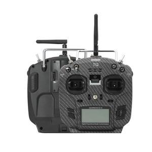 Image 3 - Jumper T12 Pro OpenTX 12ch Sensor de alta sensibilidad Gimbal transmisor de Radio con JP4 in 1 Módulo de radiofrecuencia multiprotocolo