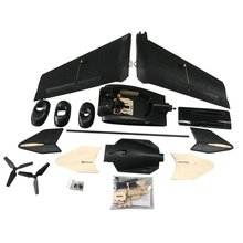 ZOHD SonicModell AR Wing 900mm EPP Wingspan RC FPV Airplane Upgrade Version PNP epo plane rc airplane flywing model hobby toy wingspan 2000mm 79inch wingspan fpv fx79 kit set or pnp set