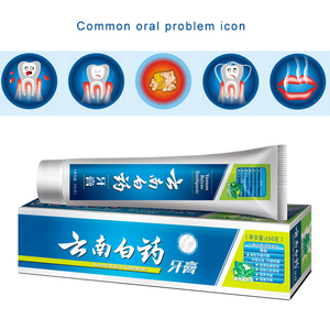 Image 3 - Yunnan Baiyao Antigingivitis Toothpaste  Care Genuine 150g  Chinese herbal medicinal ingredients to prevent mouth ulcers