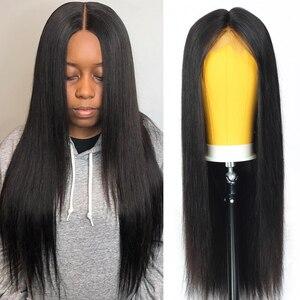 Image 3 - ブラジルストレートヘアの束で非レミーの髪閉鎖ペルー人間の髪織りバンドル閉鎖