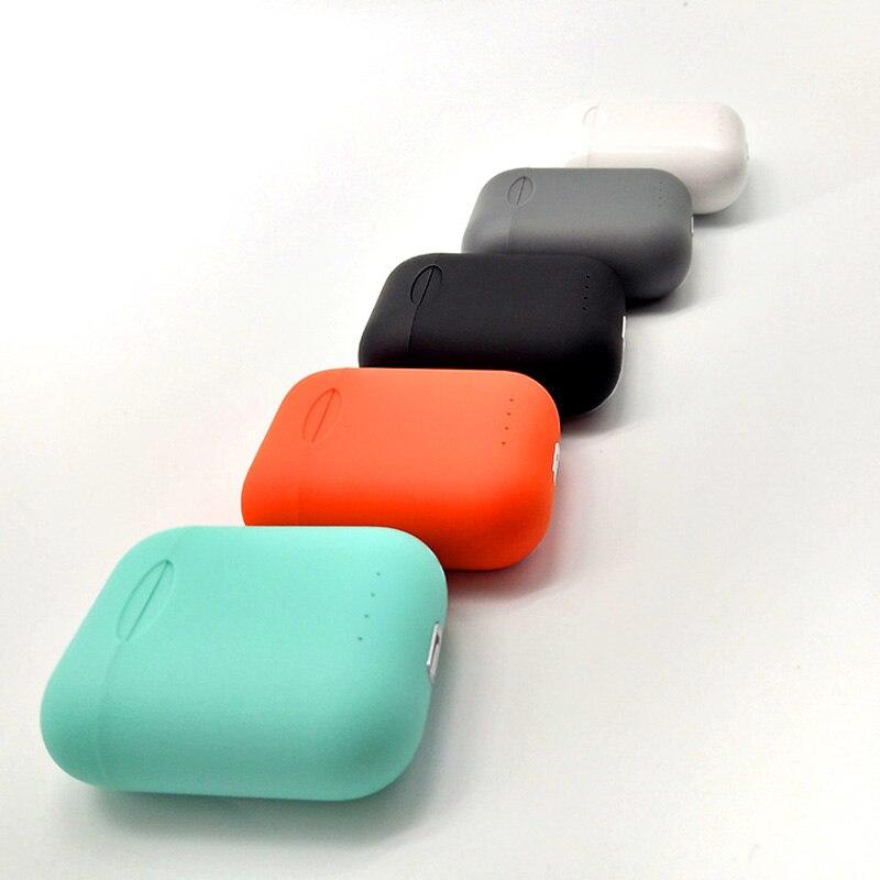 I88 TWS беспроводные Bluetooth наушники, портативные мини наушники с зарядным устройством, уличные спортивные гарнитуры, умное сенсорное управлен...