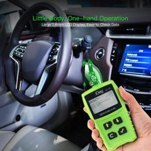 цена на Car Malfunction Scanner OBD2 Creader Car Diagnostic Tool Code Reader Scan Tools Automotive Scanner OBD AL519 Car Scanner Reader