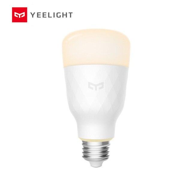 Yeelight الذكية LED لمبة مصباح كروي ليد لحمامات السباحة واي فاي التحكم عن بعد بواسطة المنزل الذكي APP E27 لمبة 10 واط 1700k 6500K الأبيض والضوء الدافئ