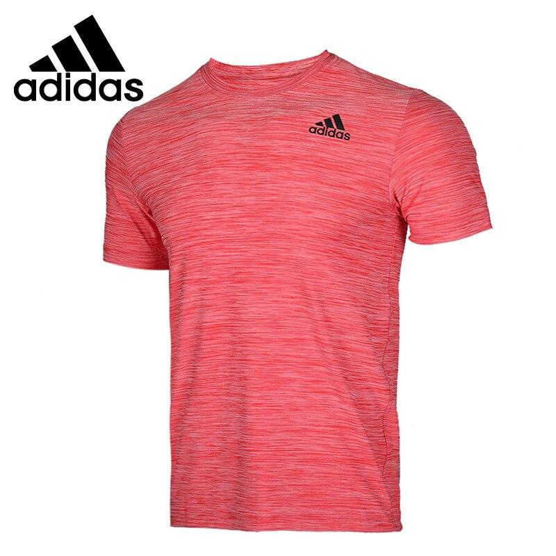 Original New Arrival  Adidas ALL SET TEE 2 Men's T-shirts Short Sleeve Sportswear