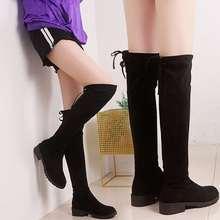Женские теннисные туфли с высоким верхом черные дышащие износостойкие