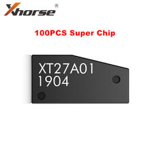 Xhorse vvdi super chip xt27a01 xt27a66 chip 100 pçs/lote
