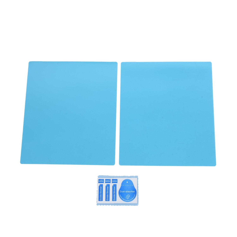 Car Side Window Mirror Protective Film Anti-Fog Waterproof Membrane Sticker Set