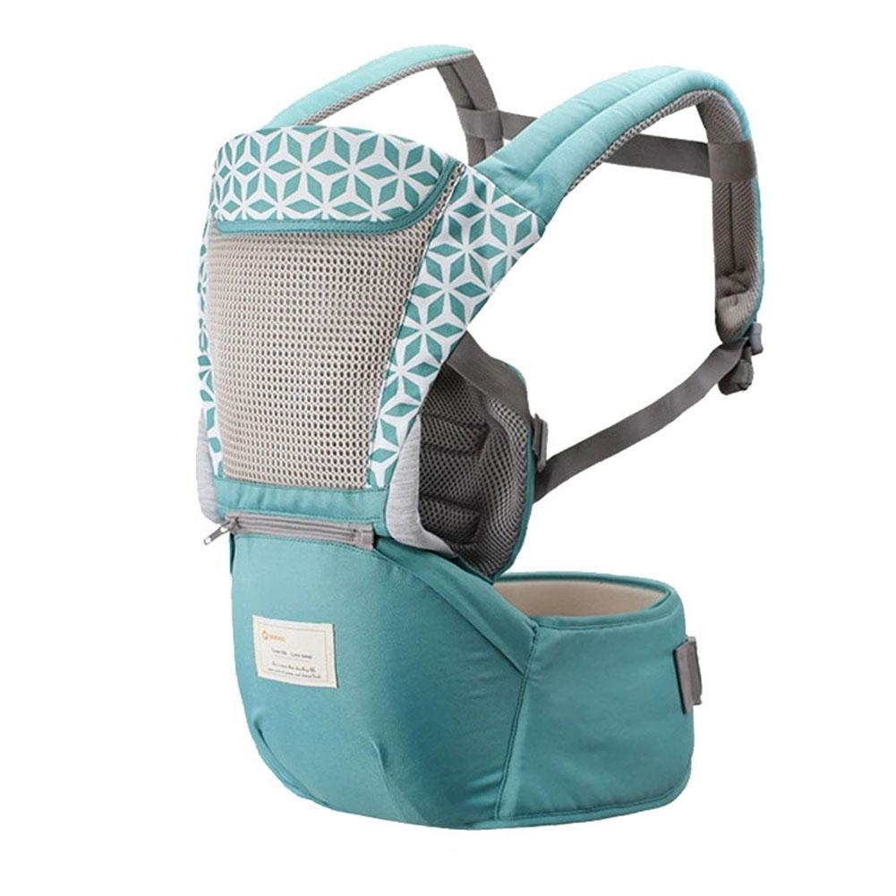 Baby Waist Stool Hip Seat Carrier Multi-Function Backpacks Stool With Shoulder Belt