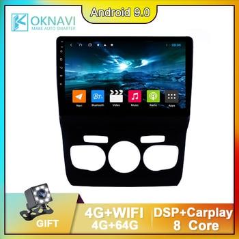 Radio Multimedia con GPS para coche, Radio con reproductor de vídeo para...