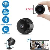 Беспроводная Wi-Fi мини камера