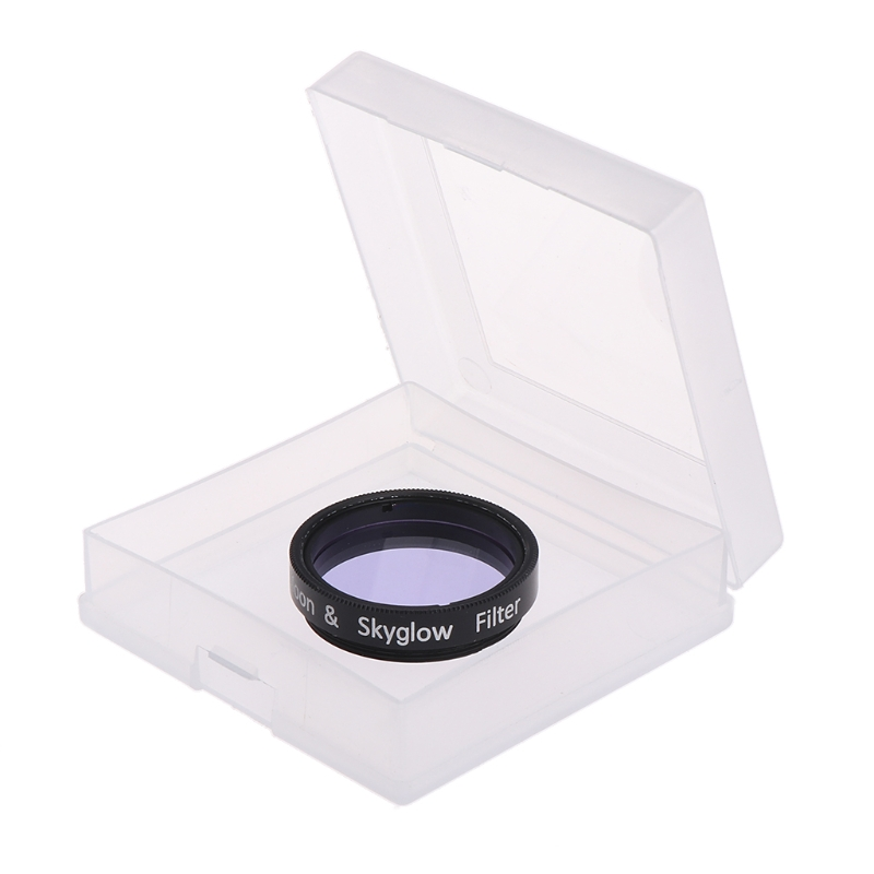 1.25 Inch Moon And Skyglow Filter For Astromomic Telescope Eyepiece Ocular Glass 95AA
