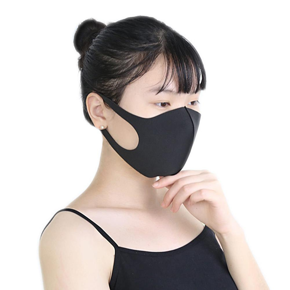 1 Pcs Fashion Accessories Unisex Anti-Haze Mask Outdoor Sports Windproof Dustproof Breathable Face Mouth Mask