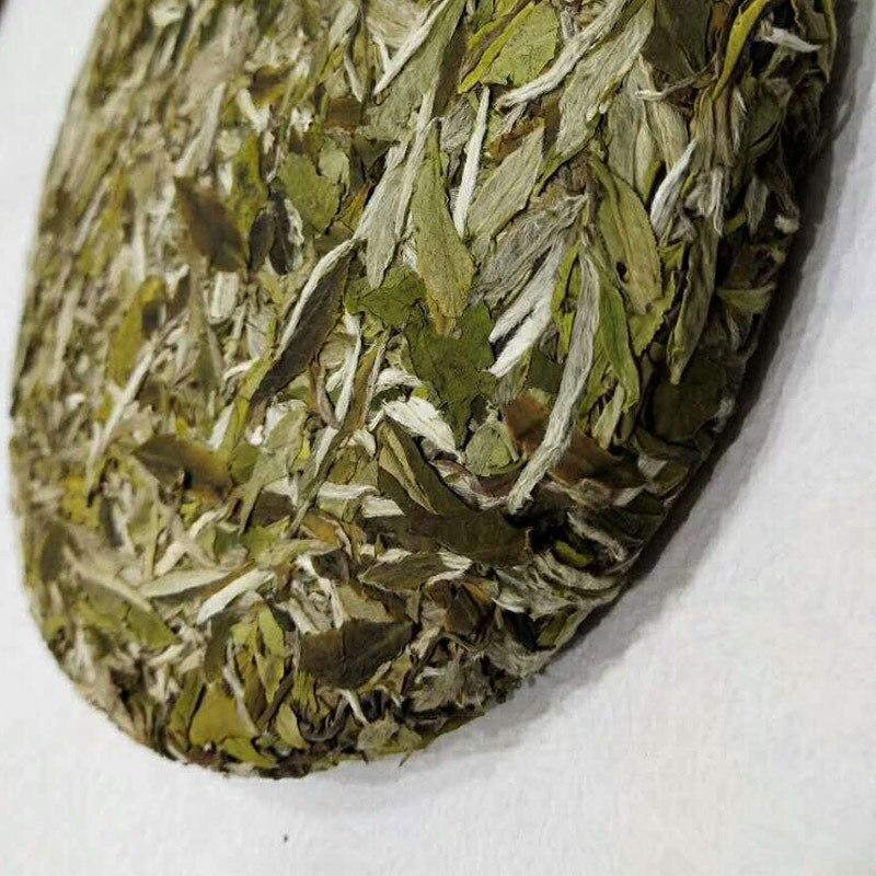 2019 Spring Tea Fujian White Tea White Peony Cake 350g Wholesale Huaxiang White Peony Cake Origin Goods Source 2