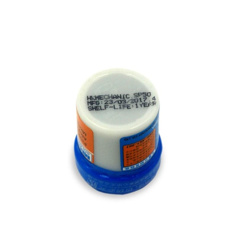 mecânico pasta de solda XG-50 smd smt