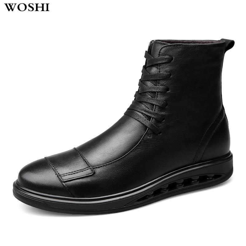 Ботинки «Челси»; мужские удобные ботинки наивысшего качества на шнуровке; модные повседневные кожаные ботинки из натуральной кожи; Мужские...