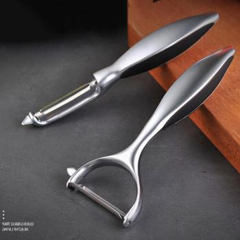 Multifunctional 304 Stainless Steel Peeling Knife Is Suitable For Apple Potato Melon Seed Peeler Fruit Kitchen Knife Accessories image