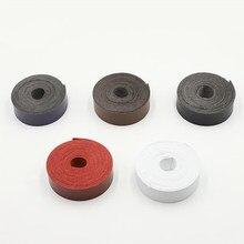 200*2cm de comprimento diy artesanato couro correia tiras artesanato diy suprimentos durável e resistente 5 cores