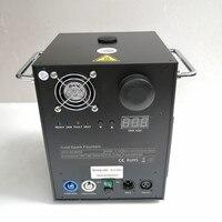 4PCS/LOT sparkular cold firework spark machine dmx512/remote 110v/220v 1meter 5meter for stage event party wedding DJ effect