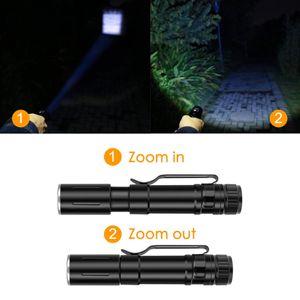 Image 4 - 1 نموذج مصباح يدوي صغير مصباح يدوي ليد للتكبير ليلة المشي الإضاءة صيانة السيارات العمل الشعلة