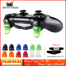DATA FROG 1 Pairs L2 R2 Buttons Trigger Extenders Gamepad Pad for PlayStation 4 PS4/PS4 Slim/Pro Gam