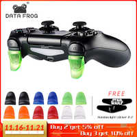 DATI RANA 1 Pairs L2 R2 Bottoni Trigger Extender Gamepad Pad per PlayStation 4 PS4/PS4 Sottile/Pro controller di gioco Accessori