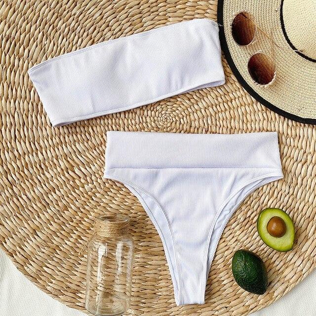 Bandeau Swimsuits