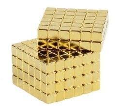 DHL freies 3mm Magische Magnet Magnetische Blöcke Kugeln 50sets 100sets 200sets 300sets 500sets 100 0sets magnetische kugeln 216 teile/satz