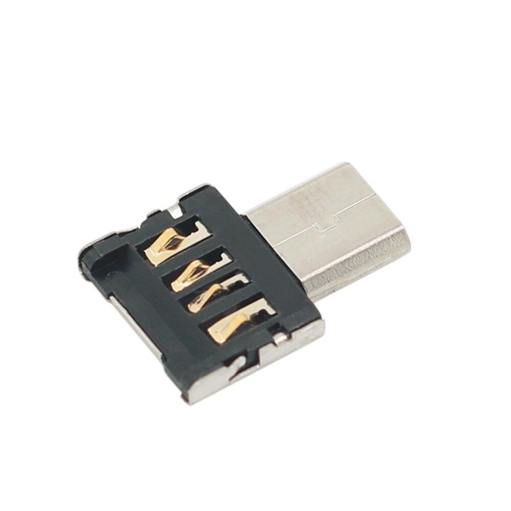Super Mini disque Flash USB U disque OTG convertisseur adaptateur pour Xiaomi Samsung HuaWei avec paquet de vente au détail pour cadeau revendre