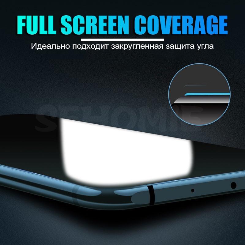 4Pcs Tempered Glass For Huawei P30 P40 Lite P20 P Smart 2019 Screen Protector Protective Glass For Huawei Mate 30 20 Lite Film