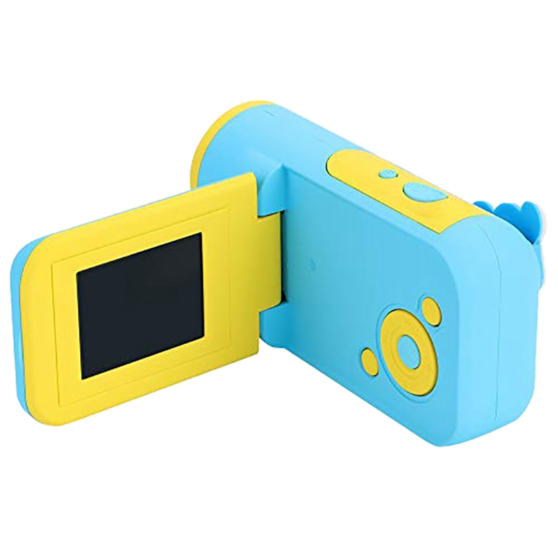 Kids Camera HD 16MP 1.77 Inch LCD Camera Recorder Kids Action Camera Camcorder DV (Blue)