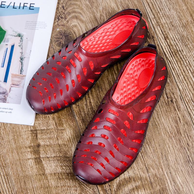 YSOKRAJ Brand New Men&Women Aqua Shoes Outdoor Beach Water Shoes Upstream Creek Snorkeling Neoprene Non-Slip Lightweight Wading 2