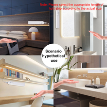Wireless Motion Sensor LED Strip lamp USB 5V For TV Backlight Lighting IP65 1M 2M 3M LED Night Light Bed Cabinet Stairs Light pir motion sensor battery led strip light 3528 waterproof bed cabinet closet light 1m 2m 3m 5v usb led strip lamp tv backlight