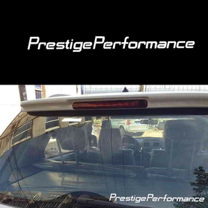 Car front and rear reflective stickers Prestige Performance car stickers personalized sports style car stickers