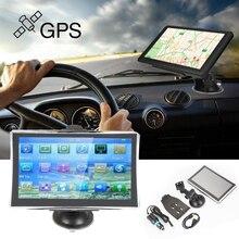 """Vehemo """" gps навигатор для грузовиков игровой плеер fm-радио для автомобиля gps навигация Смарт 800 МГц TFT lcd для планшета"""