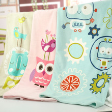 Cartoon Flannel Baby Blanket Newborn Super Soft 2018 New Colorful Coral Velvet Baby Swaddle Baby Bedding Keep Warm Small Blanket aibeile 2018 new high quality flannel baby blanket newborn super soft cartoon blankets 100 110 cm for beds thick warm kid