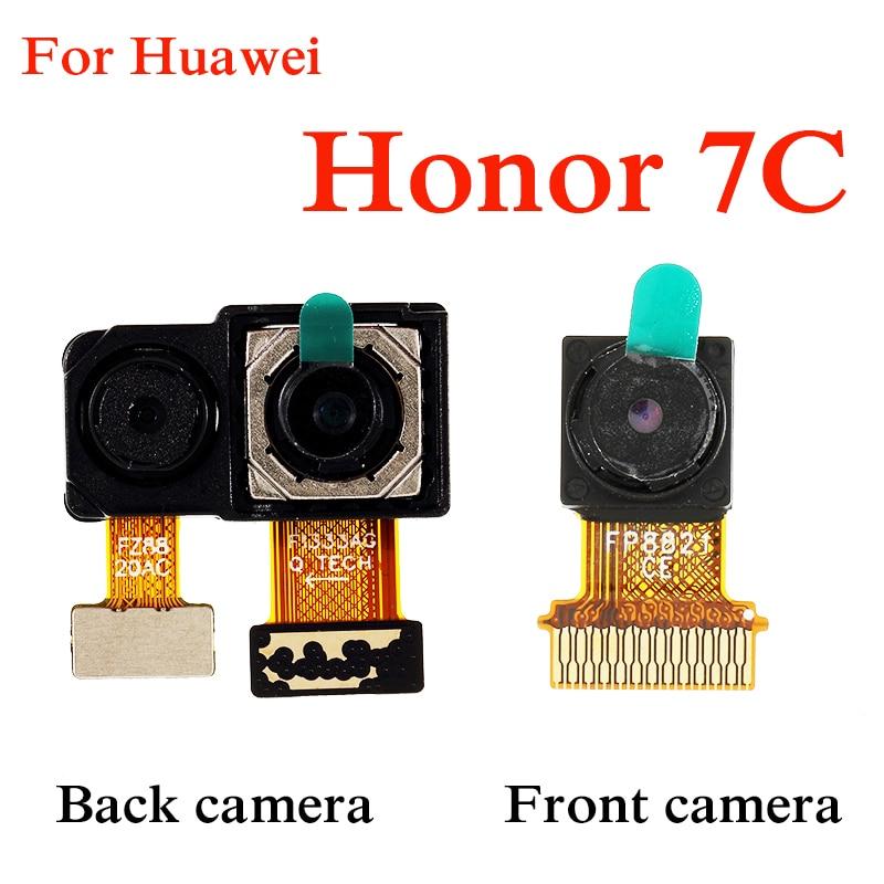 Big Main Back Rear Camera Flex Cable For Huawei Honor 7C Original Repair Parts
