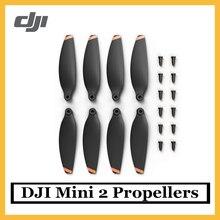 Śmigła DJI Mavic Mini 2 zapewniają cichszy lot i mocny stabilny pęd dla samolotów oryginalne akcesoria DJI