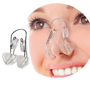 1Pcs Nose Up Lifting Shaping Shaper Orthotics Clip Beauty Nose Slimming Massager Straightening Clips Tool Nose Up Clip Corrector