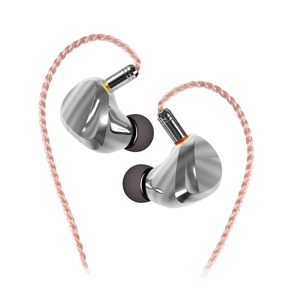 TRI I3 In Ear Earphone Planar Diaphragm Composite 8mm Dynamic Driver Blanced Armature Driver Unit With MMCX Connector