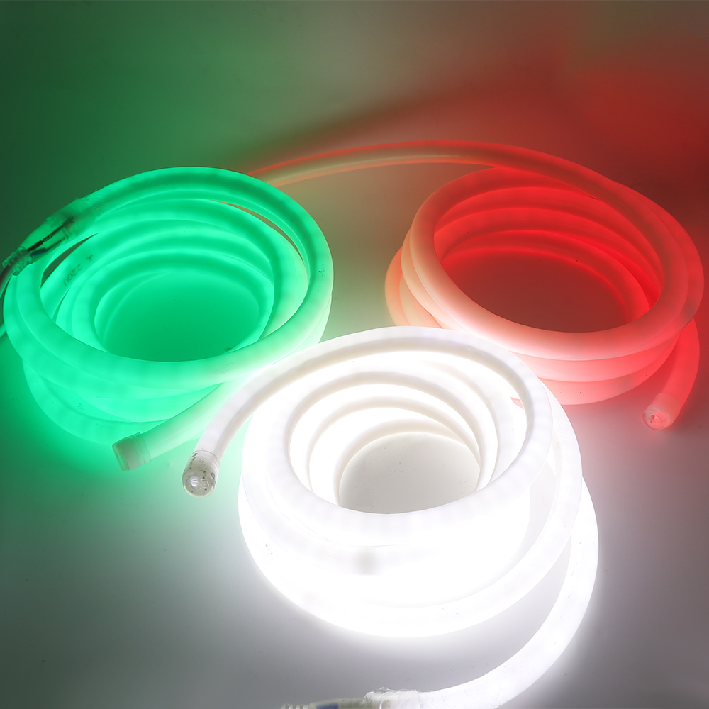 H46f4d3f5c37f4d49ae7ede091c6f4c0dV 360 Round Led Neon Tube AC 220V 230V 240V SMD 2835 Flexible Neon Strip For Outdoor Decorative Lighting 1m 2m 5m 10m 20m 50m 100m