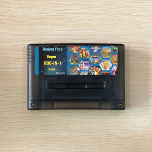 Image 4 - Diy 800 In 1 Super China Pro Remix Game Card Voor 16 Bit Game Console Game Cartridge Ondersteuning Alle Usa/Eur/Japan Consoles