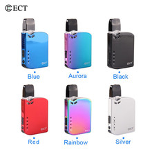 ECT Robin Vape Pod System Kit 650mAh VV Preheat Battery for E Electronic Cigarette E-Liquid Jul CBD Oil Cartridge JC01 Vapor Kit ect robin vape pod system kit 650mah vv preheat battery for e electronic cigarette e liquid jul cbd oil cartridge jc01 vapor kit