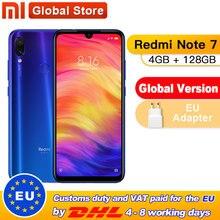 "Versión Global xiaomi Redmi Note 7 4GB 128GB Smartphone S660 Octa Core 4000mAh 6,3 ""2340x1080 48 + 13 Cámara dual mp teléfono móvil"