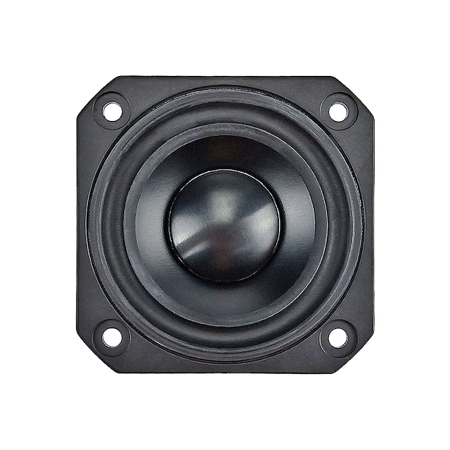 2.5 inch full range speaker4ohm 10W 2PCS 3