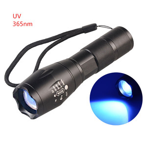 Image 5 - Aukelly High power Rechargeable Led flashlight Military Tactical Long Range torch light linternas Zoomable lantern hunting Lamp