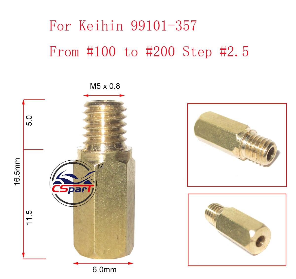 1525-5K# 1 à 10 pcs 5K ohms potentiomètre PCB RM065 Carbon trimpot 502
