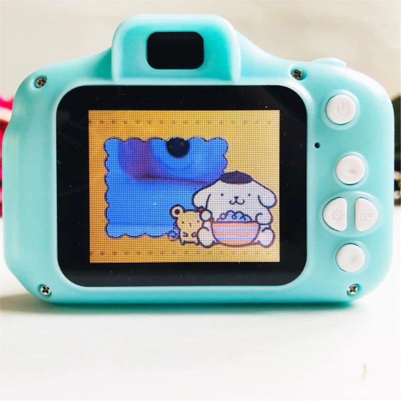Birthday Gift Kids Camera Mini Digital Cameras Children's Digital Camera With 32GB Memory Card Best Christmas Present